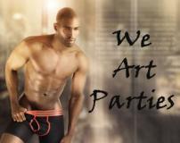 We Art Parties